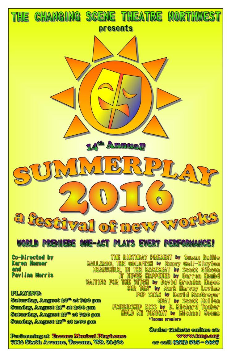 Summerplay 2016 official poster